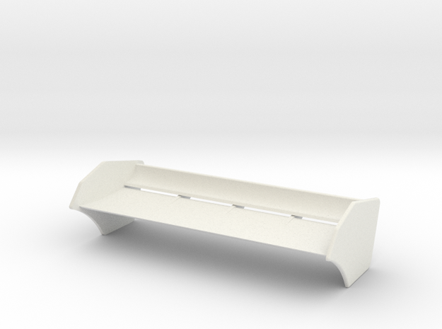 wing buggy in White Natural Versatile Plastic