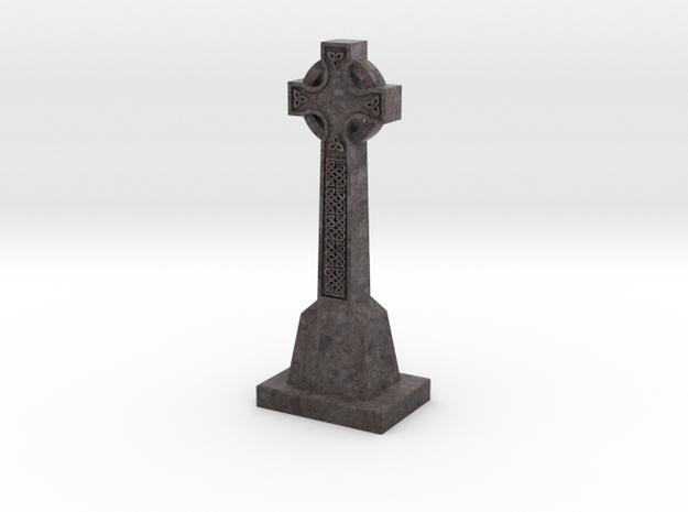 Celtic Cross - textured