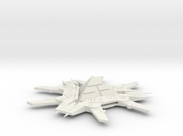 Apophis Flagship SG1 in White Natural Versatile Plastic