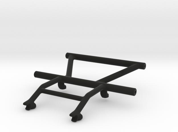 Vaterra Twin Hammers Radiator Frame in Black Strong & Flexible