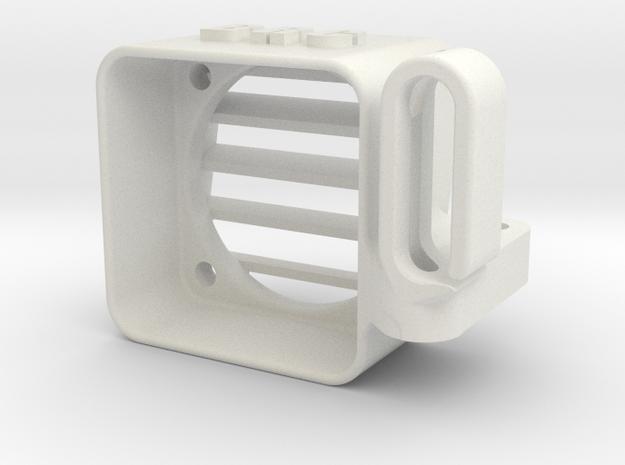 YZ4 - Speedo Fan Cooler & Wire Guide ( 25x25mm )