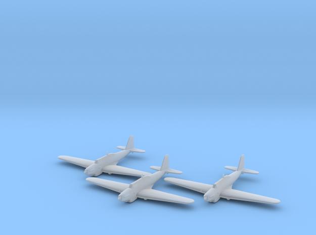Fairey Battle Mk.I 1:285 x3 FUD in Smooth Fine Detail Plastic