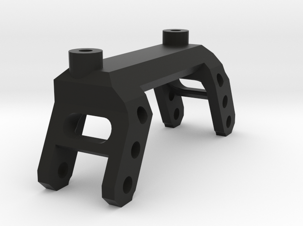 NCX10 Servo Truss in Black Natural Versatile Plastic