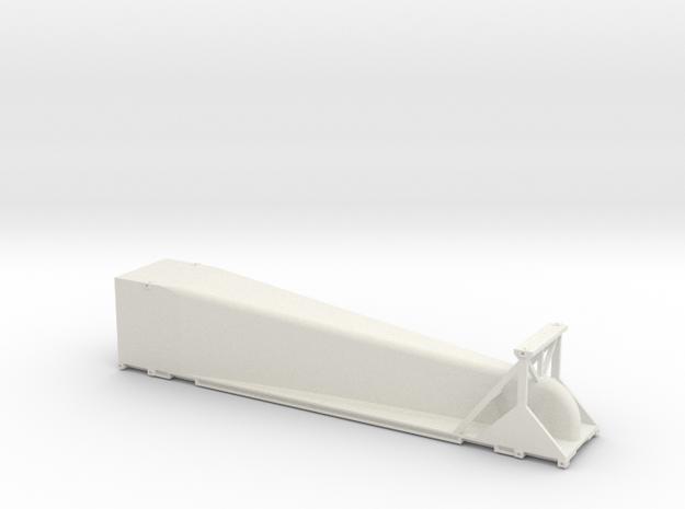HO 1/87 Doublestack Arrowedge - aerodynamic wedge