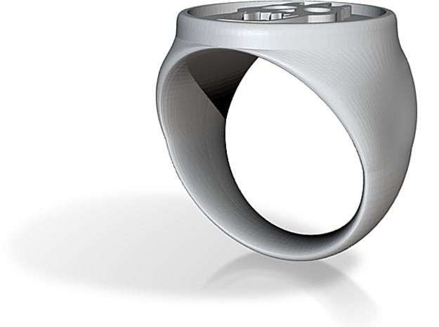 Grayskull Ring (17,75) 3d printed