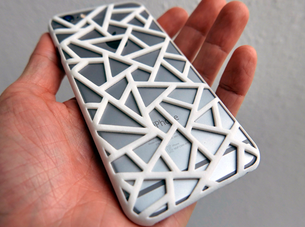 iPhone 6 / 6S case_Triangles