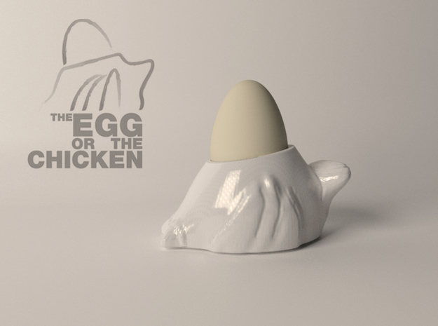 Egg Or The Chicken
