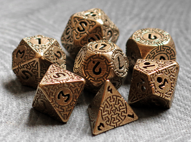 Daedalus Dice set
