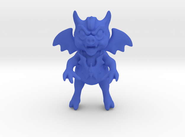 Imp in Blue Strong & Flexible Polished