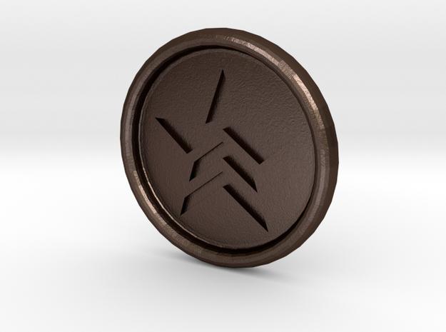 Mass Effect Renegade badge