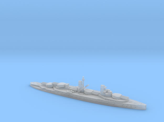 Lyon BB 1/4800 in Smooth Fine Detail Plastic
