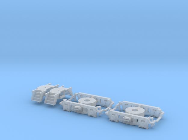 N Scale Lima PRR P70 Upgrade W/Roller Brg 2DP5 Tru in Smoothest Fine Detail Plastic