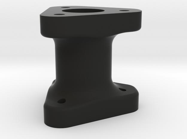 ZH Headstock Steering Block in Black Strong & Flexible
