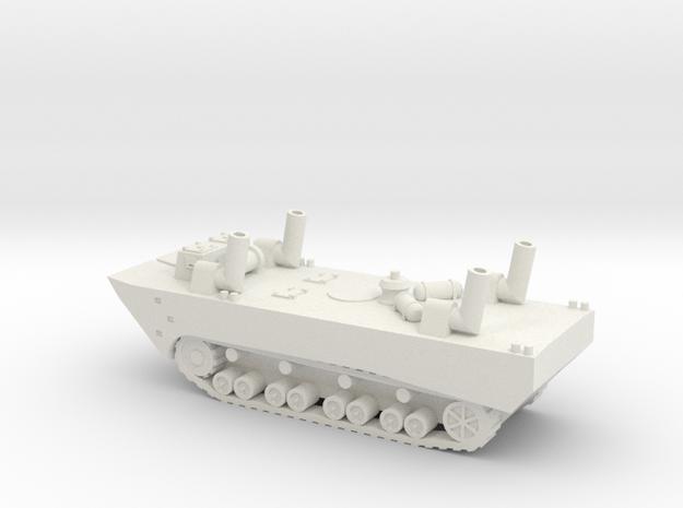 TT (1/120) Panzerfaehre IV in White Natural Versatile Plastic