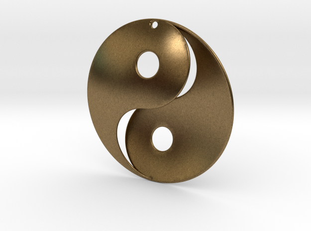 Yin Yang Pendant (A)