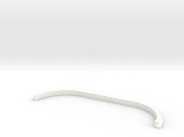 Gocc2 in White Processed Versatile Plastic
