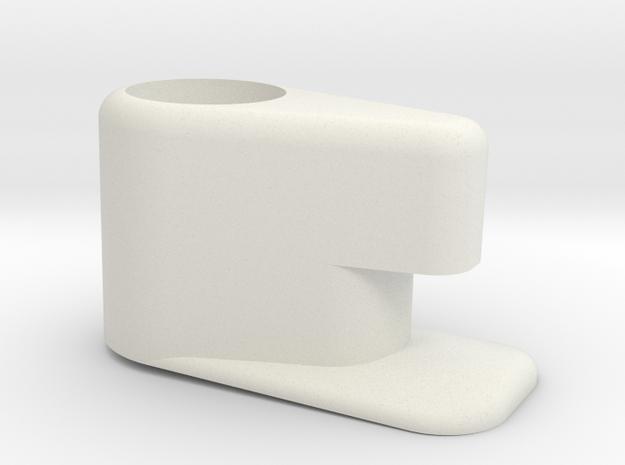 Windowlatch2stl in White Natural Versatile Plastic