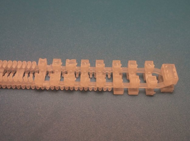 1/35 and 1/16 AN/VIC-1 Intercom Set MSP35-004 in Smoothest Fine Detail Plastic: 1:35