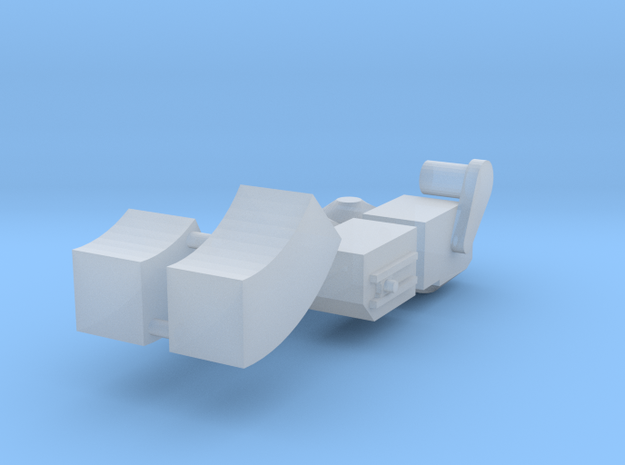 """'N Scale' - 30"""" Conveyor Parts in Smooth Fine Detail Plastic"""