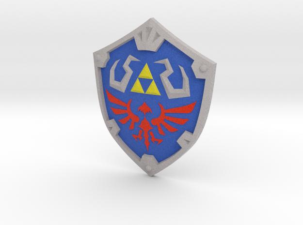 """SS"" Hylian Shield"