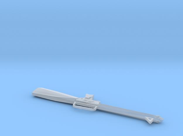 1/18 Gyrojet Rifle 3d printed