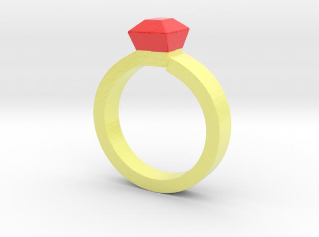 Proposal Ring .....10% to unprivileged child