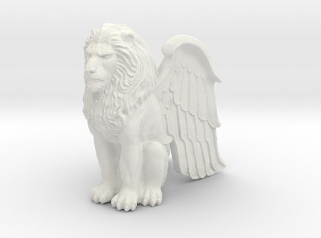 Winged Lion 25mm