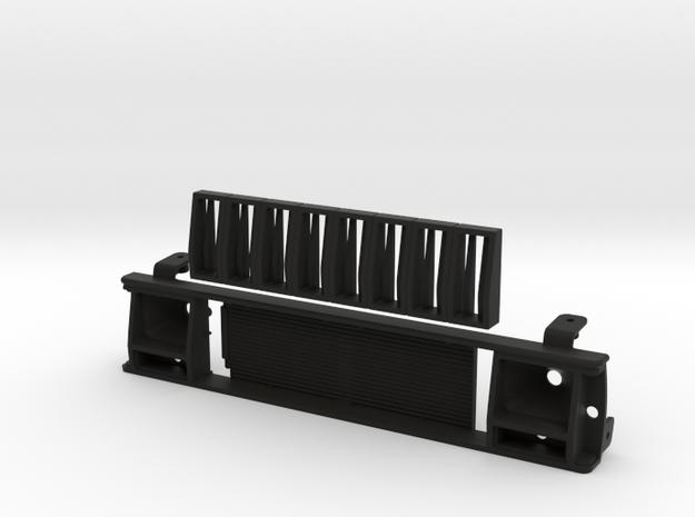 XJ10003 XJ Grill Stock (for Pro-Line XJ) in Black Strong & Flexible