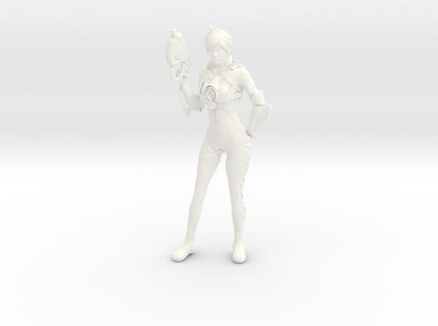 Tracer Statue