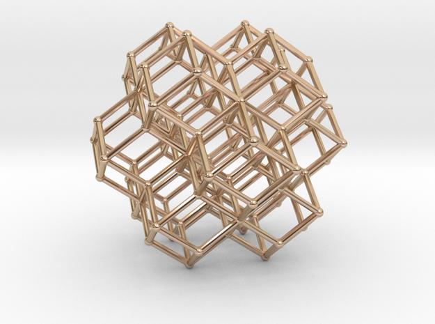 Rhombi Dodeca Heral Honeycomb