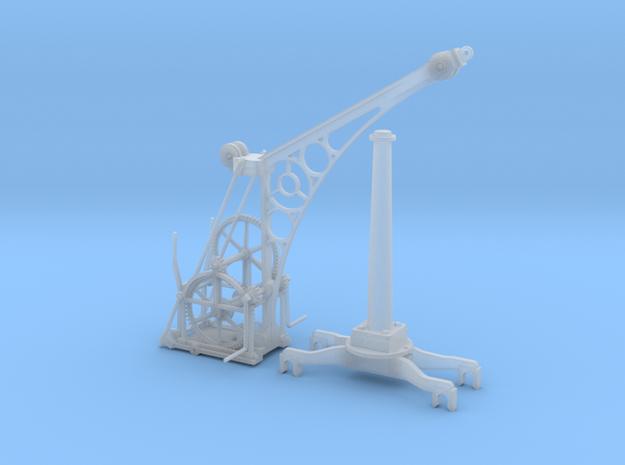 1:32 or Gn15 Railway Hand Crane