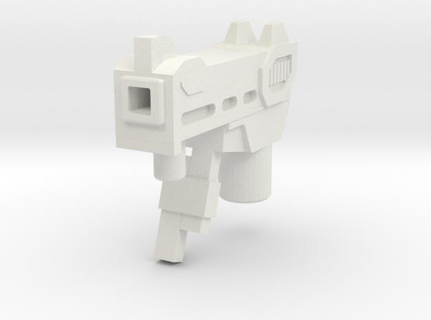 Mp5K Kup version in White Natural Versatile Plastic