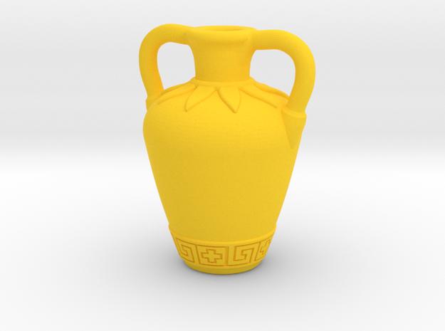 (1/4 Scale) Ancient Greek amphora themed bottle