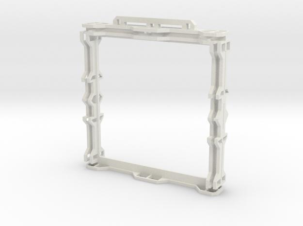 Gen4 DIY BULKHEAD in White Natural Versatile Plastic