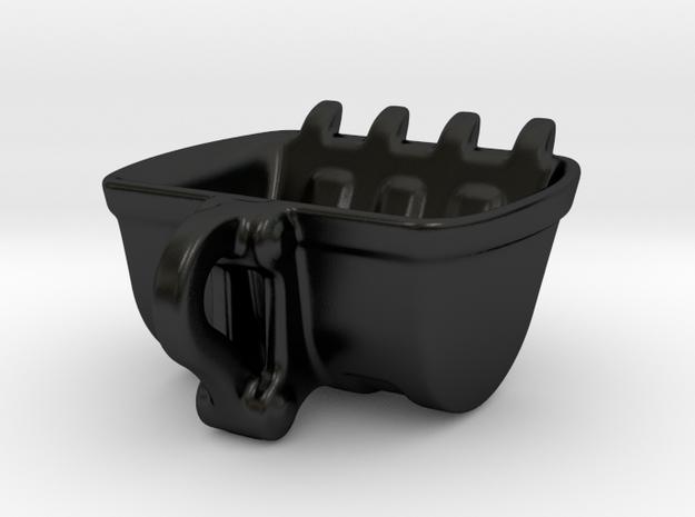 Bulldozer Mug 250ml heavy duty 3d printed