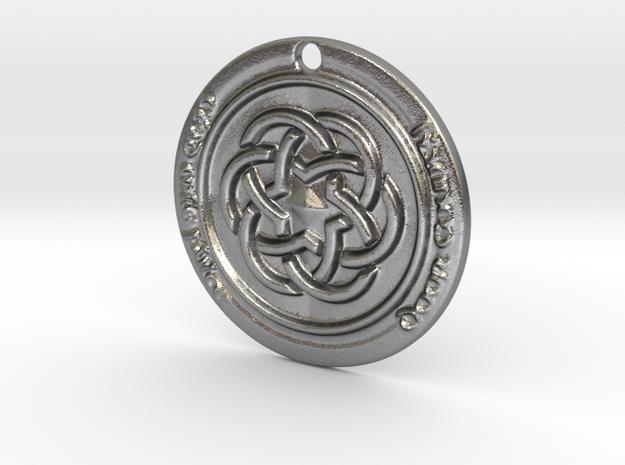 Door County Celtic pendant (pm)