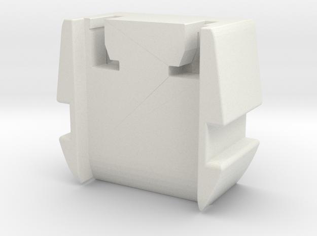 GHK PDW Hybrid Recoil Pad Bottom