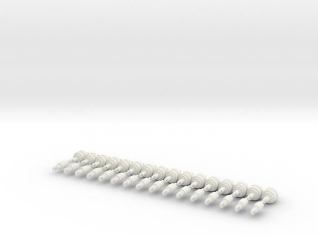 1/24 Shockwave Air Struts. set of 32 total struts