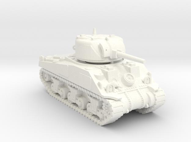 1/100 (15mm) M4 Sherman (F.O.W) Tank Four