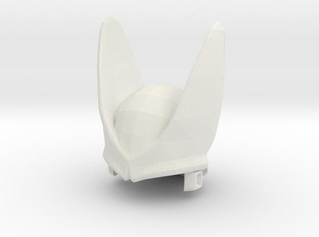 Custom Cell Inspired MINIMATE in White Natural Versatile Plastic