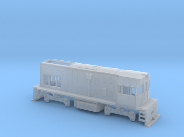 NZ120 NZR DH (General Electric U10b) Updated ;Incl in Frosted Ultra Detail