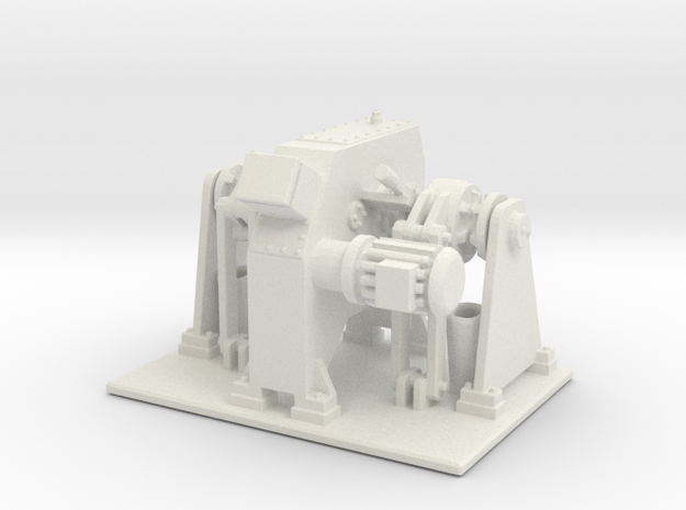 STANTUG 1907 Anchorwinch in White Strong & Flexible