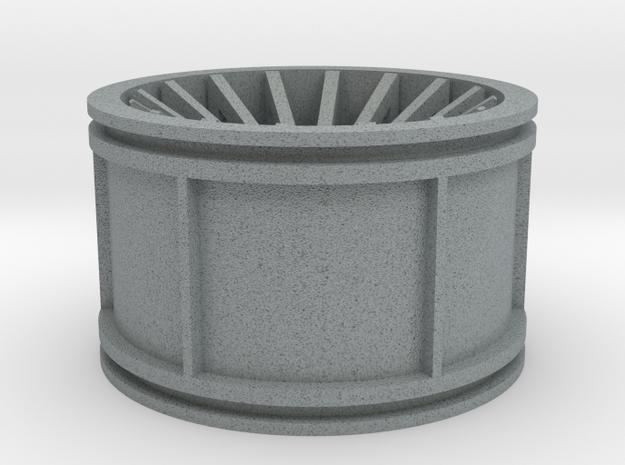 Custom Concave Rim--Right Side