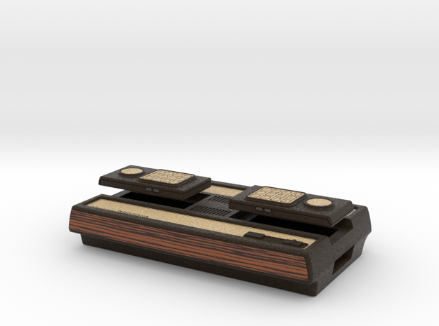 1:6 Mattel Intellivision in Full Color Sandstone