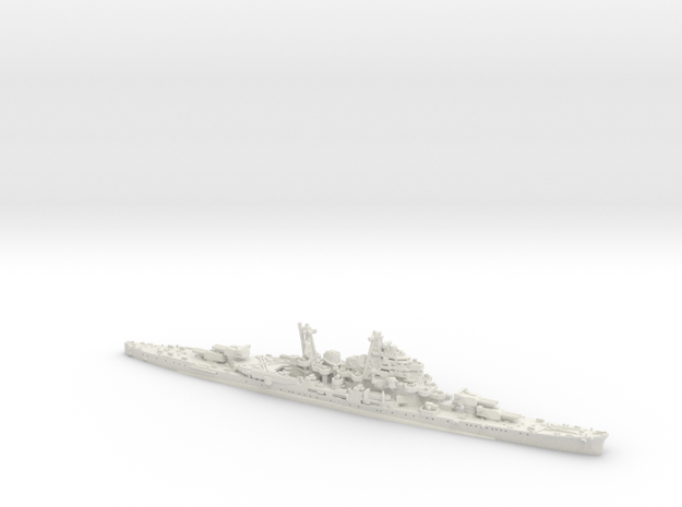 IJN CA Maya [1944] in White Strong & Flexible: 1:1800