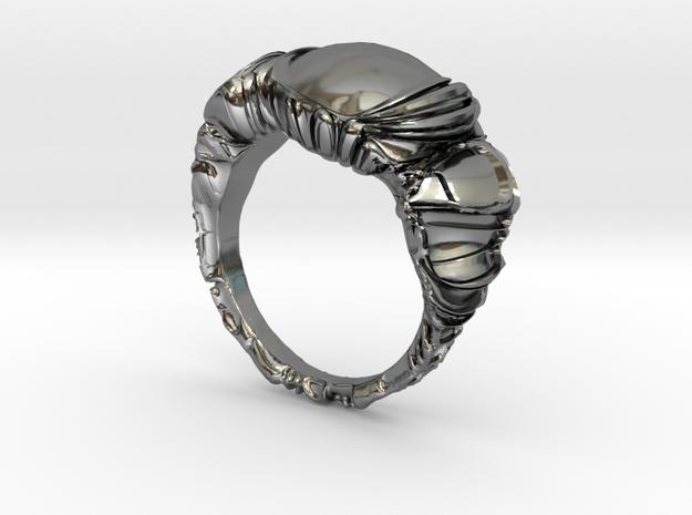 LavaLUX in Premium Silver