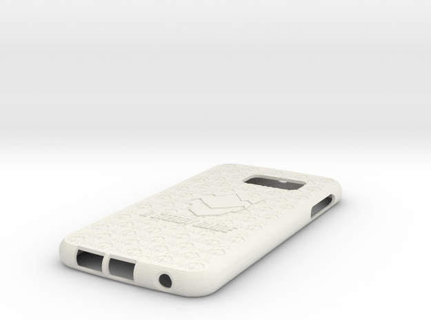 Genji Galaxy S6 in White Natural Versatile Plastic