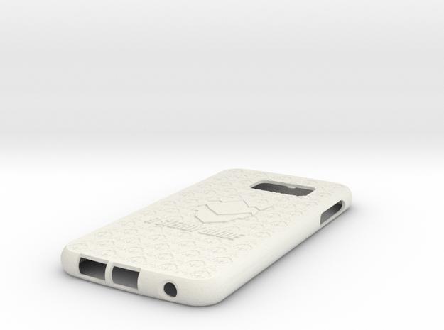 Genji Galaxy S6 in White Strong & Flexible