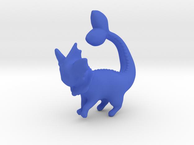 Vaporeon in Blue Processed Versatile Plastic