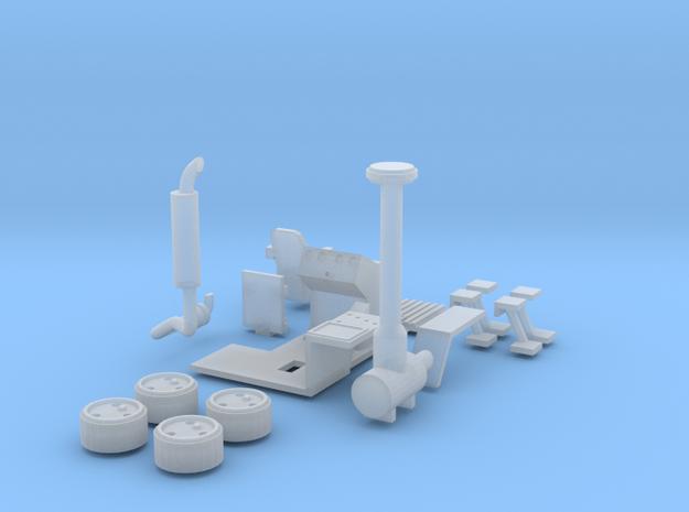 1/64 AGCOSTAR Detail Kit